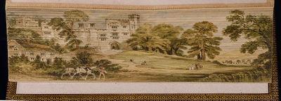 London: Henry G. Bohn, 1848. The Dignity and Grandeur of Haddon Hall