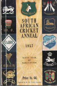South African Cricket Annual 1957 (Volume 6)