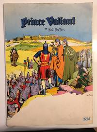 image of Prince Valiant: 1954 Sunday Pages