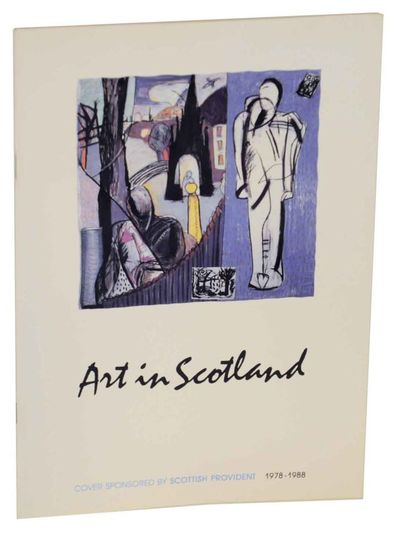 Edinburgh: 369 Gallery Ltd, 1988. First edition. Softcover. Includes essays by Andrew Brown, Douglas...
