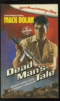 Mack Bolan, The Executioner #125: Dead Man's Tale