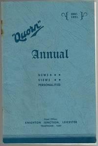 image of Quorn Annual Dec. 1952