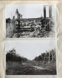 [Album of Nearly 100 Photographs Depicting the Construction of a Venezuelan Power Plant]