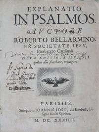 Explanatio in Psalmos