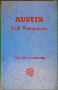 image of Austin A110 Westminster - Drivers Handbook