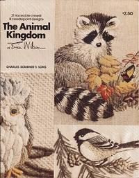 The Animal Kingdom of Erica Wilson: 21 traceable crewel & needlepoint designs