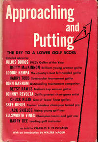 Approaching and Putting: The Key to A Lower Golf Score