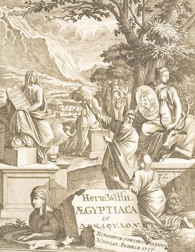 1) Herbornae Nassaviorum (Herborn); 2) Lugd. Batavorum (Leiden): Johannis Nicolai Andrea, 1717. Hard...