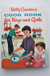 image of BETTY CROCKER'S COOK BOOK FOR BOYS AND GIRLS