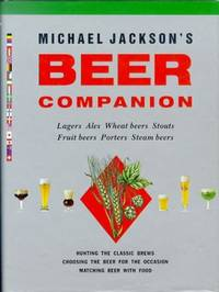 image of The Beer Companion: Lagers, Ales, Wheat Beers, Stouts, Fruit Beers, Porters, Steam Beers