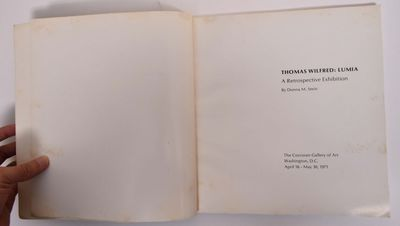 Washington: Corcoran Gallery of Art, 1971. Softcover. VG-, slight wear to edges and corners, minor i...