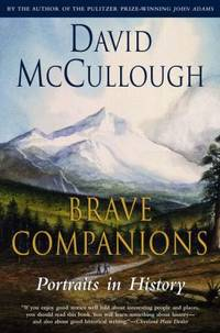 image of Brave Companions: Portraits In History