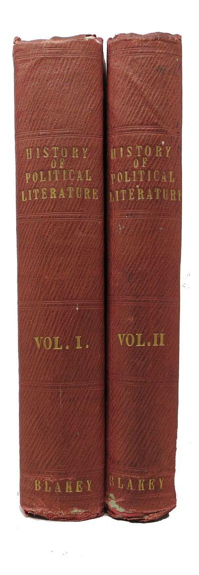 London: Richard Bentley, New Burlington Street, 1855. 1st Edition. Period red cloth bindings with gi...