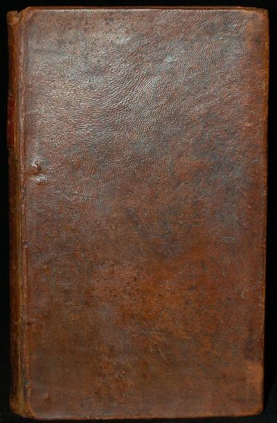 Philadelphia: James Humphreys, 1803. First American Edition. Full Leather. Very Good binding. The Fi...
