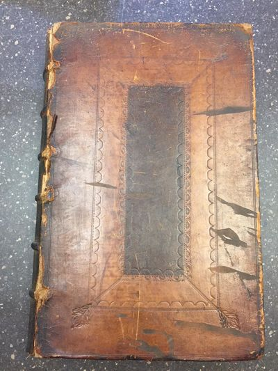 London: Printed and are to be sold by W. Taylor, 1721. Second Edition. Hardcover. 4to., 797pp., tabl...