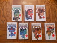 Charlie Chan Seven (7) Volume Paperback Uniform Set, including: #1 The House Without a Key; #2...