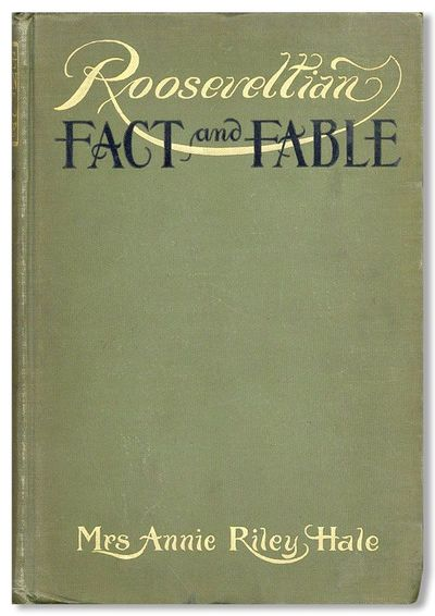 New York: by the Author, 1910. Later printing. Fourth edition (revised, with index). 12mo; decorated...