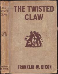 The Twisted Claw (Hardy Boys Mystery Series, 18)