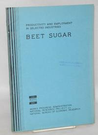 image of Changes in technology and labor requirements in crop production: sugar beets