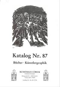 Catalogue 87/n.d. : Bücher, Kunstlergraphik