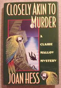 image of Closely Akin to Murder: A Claire Malloy Mystery