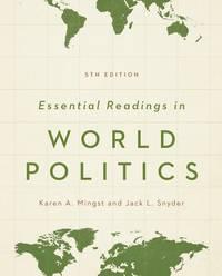 Essential Readings in World Politics (Norton Series in World Politics (Paperback))