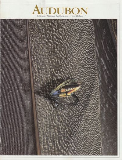 New York, NY: National Audubon Society. Very Good. 1987. Softcover. Signed at top of page 88 by Wall...