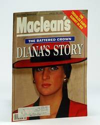 Maclean's - Canada's Weekly News Magazine, June 15, 1992 - Cover Photo of Diana, Princess of Wales