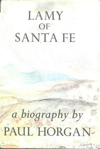 image of LAMY OF SANTA FE.; His Life and Times