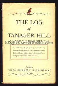 The Log of Tanager Hill