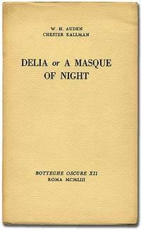 Delia or A Masque of Night