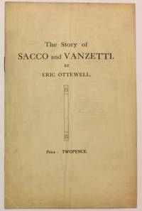 image of The story of Sacco and Vanzetti