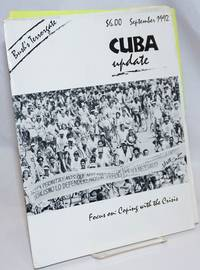 Cuba Update; Vol. XIII No. 3-4, September 1992: Focus on: Coping with the Crisis