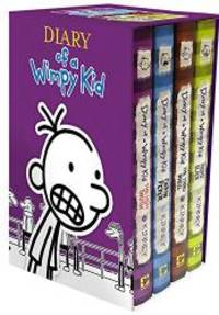 image of Diary of a Wimpy Kid: The Ugly Truth / Cabin Fever / The Third Wheel / Hard Luck