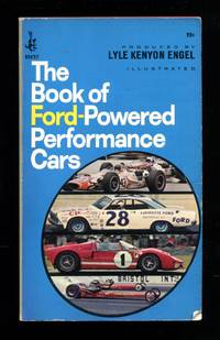 image of The Book of Ford-Powered Performance Cars