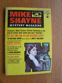 Mike Shayne Mystery Magazine September 1972 Vol. 31 No. 4