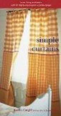 Simple Curtains (Home Living Workbooks)