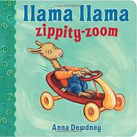 Llama Llama Zippity-Zoom by Dewdney, Anna