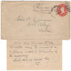 View Image 7 of 8 for CHASING PANCHO VILLA - RARE ARCHIVE OF AN OFFICER'S AIRMAIL CORRESPONDENCE FROM THE MEXICAN PUNATIVE... Inventory #009486