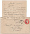 View Image 8 of 8 for CHASING PANCHO VILLA - RARE ARCHIVE OF AN OFFICER'S AIRMAIL CORRESPONDENCE FROM THE MEXICAN PUNATIVE... Inventory #009486