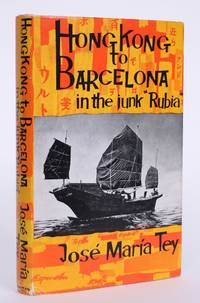 image of Hong Kong to Barcelona in the Junk