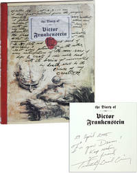 The Diary of Victor Frankenstein [Inscribed by the Illustrator]