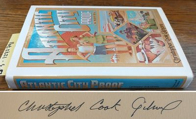 New York: Simon and Schuster, 1978. Signed; Octavo; VG/VG; Light blue spine with tan letters; Dustja...