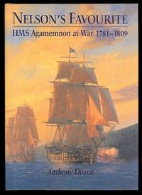 image of NELSON'S FAVOURITE:  HMS AGAMEMNON AT WAR 1781-1809.