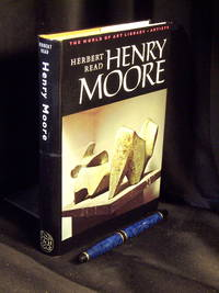 image of Henry Moore - A Study of his life and work -