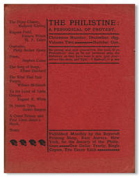 THE PHILISTINE: A PERIODICAL OF PROTEST CHRISTMAS NUMBER