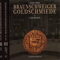 image of Braunschweiger Goldschmiede. 3 Bde. (= komplett).