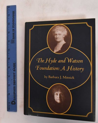 Chatham Township, NJ: Hyde and Watson Foundation, 2005. Hardcover. VG- /VG- (book has minor foxing a...