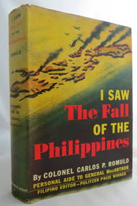 image of I SAW THE FALL OF THE PHILIPPINES (DJ protected by a brand new, clear,  acid-free mylar cover)