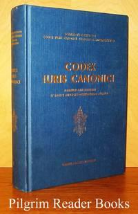 image of Codex Iuris Canonici. Auctoritate Ioannis Pauli PP. II Promulgatus